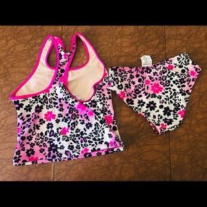 Speedo girls swim suit size 14